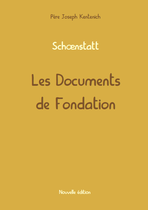Documents de Fondation